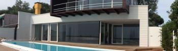 Villa Albarella – rivestimento bordo piscina