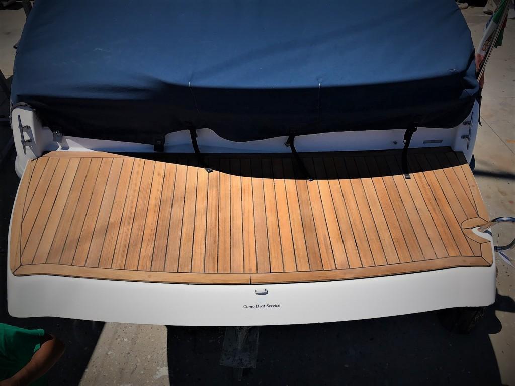 Teck per barche